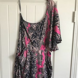 Nordstrom COLLECTIVE CONCEPTS dress